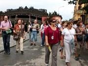 Février: forte hausse du nombre de touristes étrangers au Vietnam