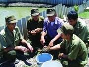 Le PM travaille avec l'Association des vétérans
