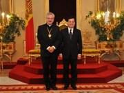 Le Vietnam souhaite renforcer sa coopération avec Andorre