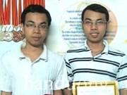 Inventions : le Vietnam décroche la médaille d'or de l'IYIE 2012