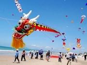 Festival international de cerf-volant à Ba Ria-Vung Tau