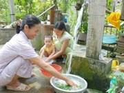 Meeting en l'honneur de la Journée mondiale de l'eau 2012