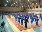 Bourouba rafle le 3e Grand prix de vovinam à Alger