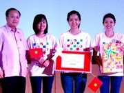 """Concours """"Dynamique 2012"""" : le Vietnam remporte le premier prix"""