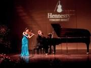 Sarah Chang va se produire au concert Hennessy