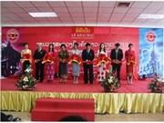 Ouverture de la foire commerciale Vietnam-Laos 2012