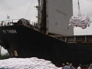 Riz : plus d'un million de tonnes exportées au premier trimestre