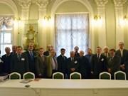 Russie : séminaire international sur la Mer Orientale