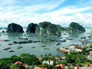 Baie de Ha Long : réception du titre de New7Wonders