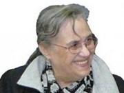 Le Vietnam rend un hommage posthume au médecin Judith Ladinsky