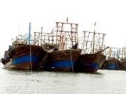 Des dispositifs satellitaires pour des bateaux de pêche