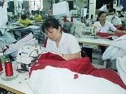 Forte hausse des exportations vers différents marchés