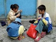 La CE au chevet des enfants vagabonds