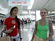 Le Vietnam enregistre un afflux record de touristes