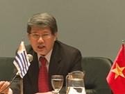 Vietnam et Uruguay renforcent leur promotion commerciale