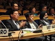 Le VN à la 18e Conférence hydrographique internationale