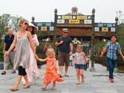 Brusque augmentation de touristes pendant les jours fériés à Hue et Vung Tau