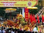 Diverses activités pour fêter la naissance du Bouddha