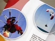 Dà Nang: concours international de parachute ascensionnel