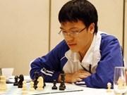 Ouverture des championnats d'échecs d'Asie