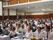 Congrès franco-vietnamien de gynécologie et d'obstétrique