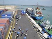 Quang Nam : inauguration du port Chu Lai-Truong Hai