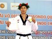 Le Vietnam rafle la médaille d'or de taekwondo d'Asie