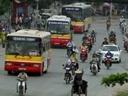 Priorité au développement du transport public