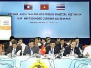 Conférence à Quang Tri sur le couloir économique Est-Ouest