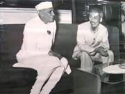 L'Inde offre au Vietnam des photos sur le Président Hô Chi Minh