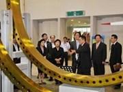 Ouverture de la foire-expo Entech Hanoi 2012
