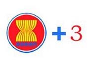 Ouverture de la conférence des hauts officiels de l'ASEAN+3