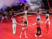 Cirque : une troupe chinoise va se produire au Vietnam