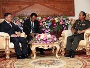 Cambodge et Thaïlande accélèrent le retrait des troupes