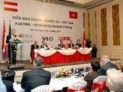 Le forum d'entreprises Autriche-Vietnam à HCM-Ville