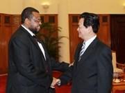 Vietnam-Soudan: coopération dans les TI