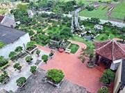 Le jardin Thành công ky viên, un hymne à la nature