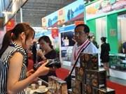 Nguyên Thiên Nhân assiste à la foire de Kunming
