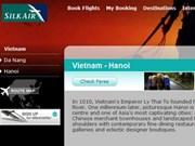Silk Air inaugure une ligne directe Singapour-Hanoi