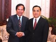 Vietnam-Laos: renforcement de la coopération décentralisée