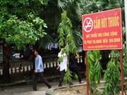 Le Vietnam félicité pour l'adoption d'une loi de lutte contre le tabac