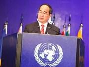 Le Vietnam participe à la Conférence Rio+20