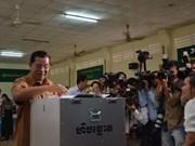 Cambodge: résultats des élections communales