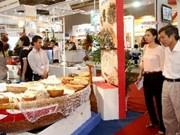 Ouverture de la foire des produits aquatiques Vietfish 2012