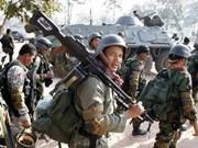 Cambodge et Thaïlande discutent du retrait de leurs troupes