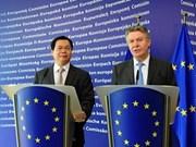 Le Vietnam et l'UE engagent les négociations d'un ALE