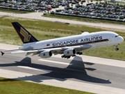 Singapore Airlines : vols internationaux à prix réduits