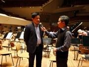Un orchestre symphonique allemand jouera au Vietnam