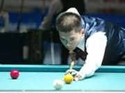 Billard : six pays au prochain championnat d'Asie