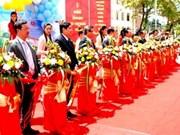 Hô Chi Minh-Ville offre un lycée à Vientiane